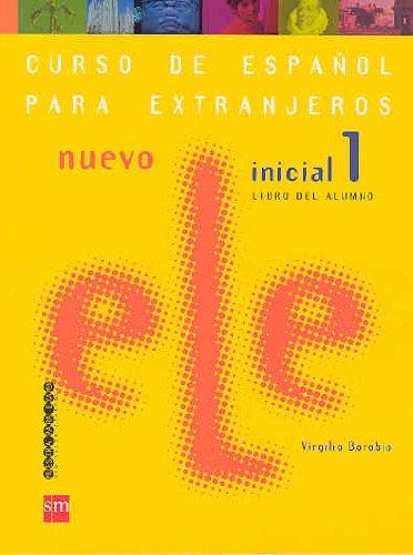 9788434876651: Nuevo Ele Inicial 1: Libro Del Alumno (Spanish Edition)