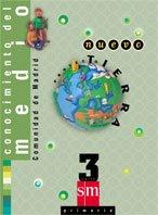 9788434876767: Conocimiento del medio. 3 Primaria. Nuevo proyecto Tierra. Comunidad de Madrid - 9788434876767