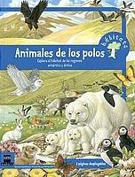 9788434878853: Animales de los polos (Hábitat)