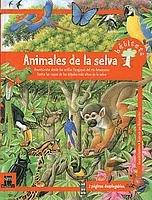 9788434878860: Animales de la selva (Hábitat)