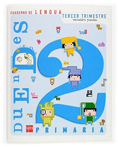 9788434880849: Proyecto Duendes - Cuaderno de Lengua 2º EP - 3er. trimestre Versión pauta.