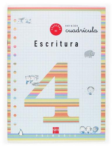 9788434882232: Cuaderno 4 de escritura, Cuadrícula. 2 Primaria - 9788434882232