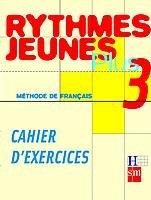 9788434883529: Rythmes jeunes plus, 3 ESO. Cuaderno de trabajo