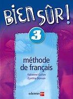 9788434883789: Méthode de français 3. Bien Sûr!
