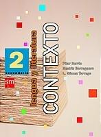 9788434884014: Contexto lengua y literatura 2 secundaria