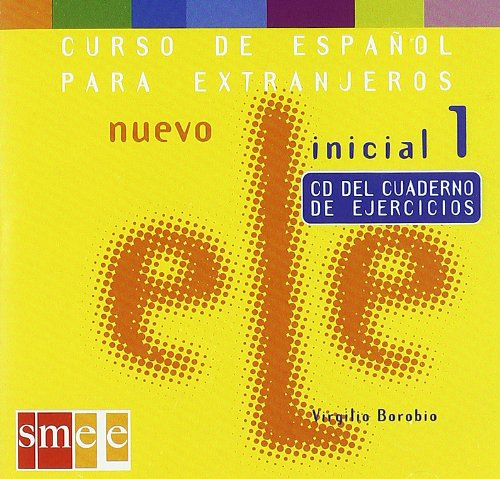 9788434884854: Nuevo Ele Inicial 1: CD Ejercicios (Spanish Edition)