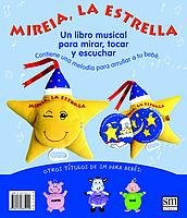 9788434885240: Mireia, la estrella (Libros de tela)