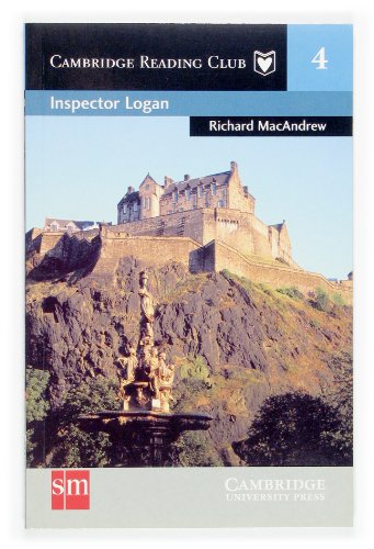 9788434885899: Inspector Logan. Cambridge Reading Club 4 (Cambridge English Readers) - 9788434885899
