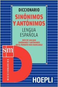 9788434885936: Diccionario Sinonimos Y Antonimosescolar