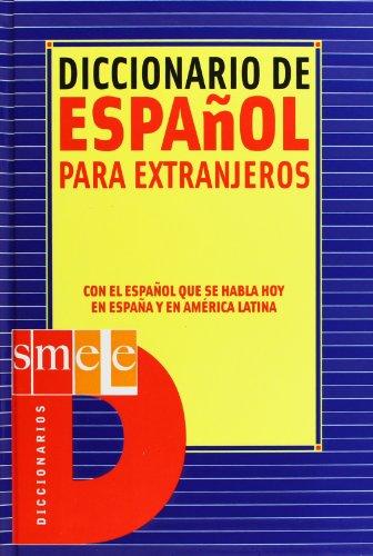 9788434886056: ELE. Diccionario de español para extranjeros.: Con el español que se habla hoy en España y en América Latina. (SM Diccionarios)