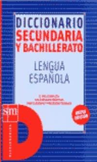 9788434886063: Dicc. Secundaria Y Bach. (rust) Lengua Española