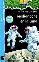 9788434886612: Medianoche en la Luna (Barco de Vapor Azul)