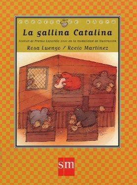 9788434886698: La gallina Catalina (Cuentos de ahora)