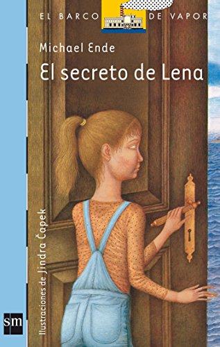 9788434886728: El secreto de Lena/ Lena's Secret (El Barco De Vapor) (Spanish Edition)