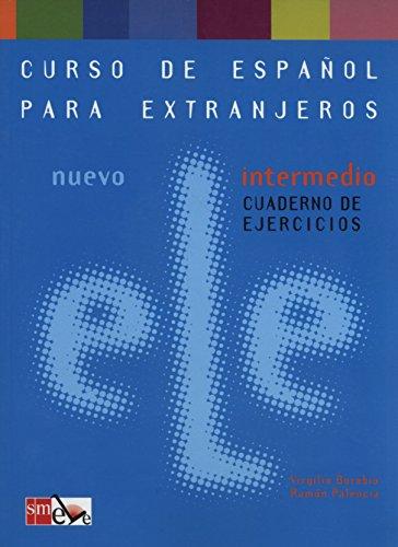 9788434887688: Nuevo Ele. Nivel Intermedio. Cuaderno De Ejercicios: Cuaderno Ejercicios
