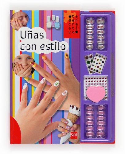 9788434889835: Uñas con estilo (Taller creativo)