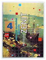 9788434892651: Ciencias sociales, historia. 4 ESO. Zenit. Navarra