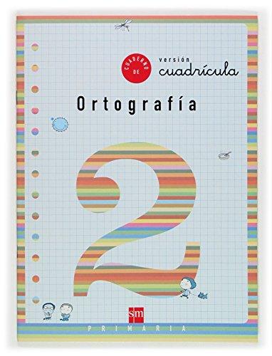 9788434893610: Cuaderno 2 de ortografía, Cuadrícula. 1 Primaria - 9788434893610