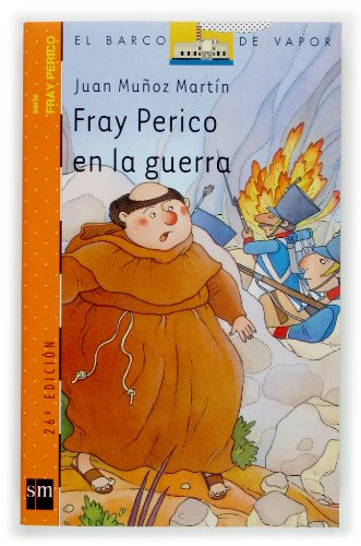 Fray Perico En La Guerra/ Brother Perico: Munoz Martin, Juan