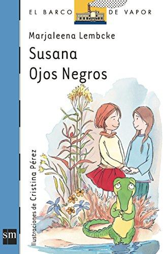 9788434894679: Susana Ojos Negros (Barco de Vapor Azul)