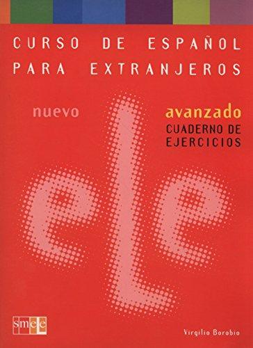 9788434895713: Nuevo Ele. Nivel Avanzado. Cuaderno De Ejercicios (+ CD) (Curso De Espanol Para Extranjeros/ Spanish Course for Foreigners)