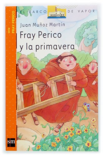 9788434896147: Fray Perico y la primavera/ Brother Perico and Spring (Spanish Edition)