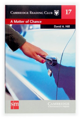 9788434897519: A Matter of Chance SM Edition (Cambridge English Readers)