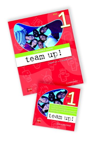 Team Up Level 1 Teacher's Book Spanish Edition (9788434897571) by Penny Ur; Mark Hancock; Ramon Ribe