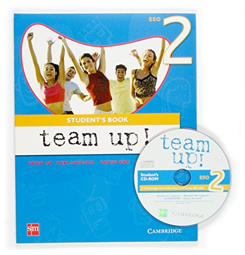 Team Up Level 2 Student's Book Spanish Edition (9788434897618) by Penny Ur; Mark Hancock; Ramon Ribe