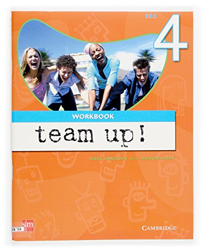 Team Up Level 4 Workbook Spanish Edition (9788434897748) by Penny Ur; Mark Hancock; Ramon Ribe