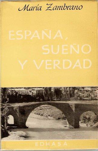 9788435000963: ESPAÑA, SUEÑO Y VERDAD.