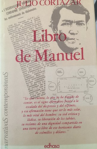9788435001670: Libro de Manuel (Narrativas contemporaneas) (Spanish Edition)