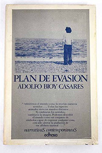 9788435001748: Plan de evasion