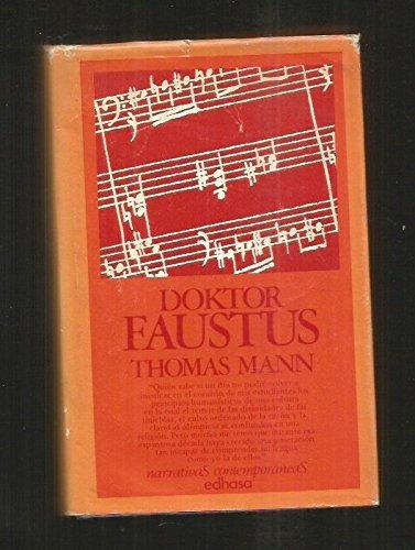 Doktor faustus: Thomas (1875-1955) Mann