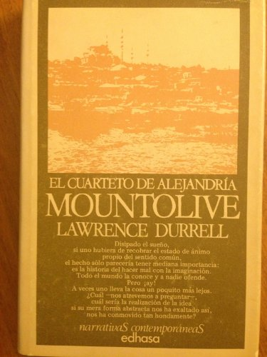 9788435001960: Mountolive