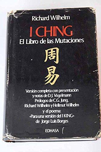 9788435002035: I Ching: El Libro De Las Mutaciones