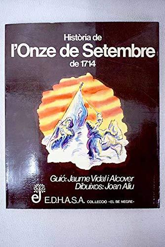 Història de l'Onze de setembre de 1714: Vidal Alcover, Jaume