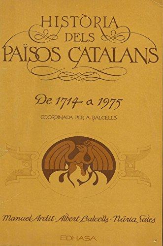 9788435002912: Història dels Pa,sos Catalans