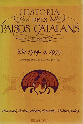 9788435002929: Historia dels Paisos Catalans (Catalan Edition)