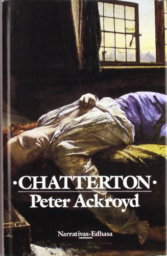 Chatterton (8435005437) by Ackroyd, Peter
