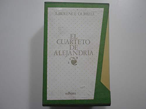 9788435007214: Cuarteto de alejandria, el. (4 ale)
