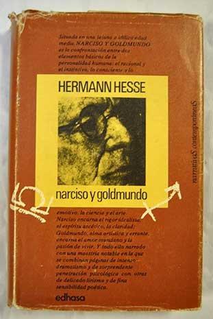 9788435007245: Narciso y Goldmundo (Narrativas Contemporáneas)