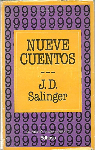 9788435007665: Nueve Cuentos/Nine Stories (Spanish Edition)