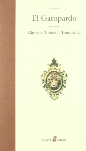 9788435009133: Gatopardo, el (Edhasa Literaria)