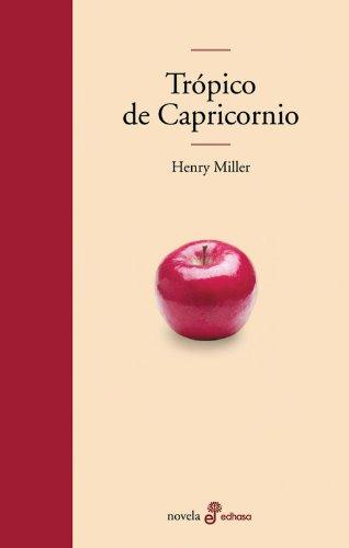 9788435009171: Tropico de capricornio (Spanish Edition)