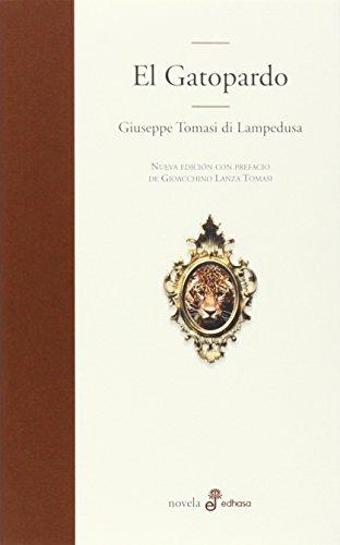 9788435010382: El gatopardo (Edhasa Literaria)