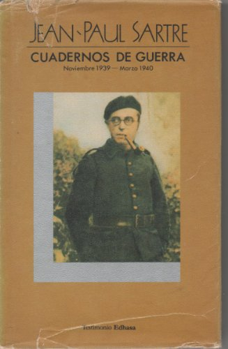9788435012126: Cuadernos de guerra (Biografías)