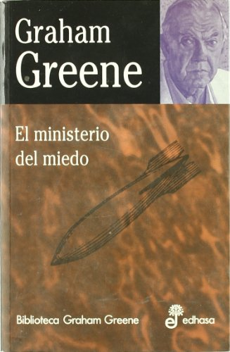9788435013550: El ministerio del miedo (Biblioteca Graham Greene)