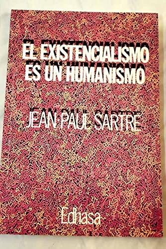 9788435014403: El existencialismo es un humanismo
