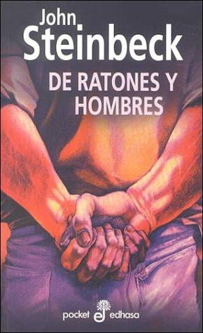9788435016131: De ratones y hombres (Pocket)